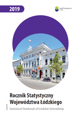 Statistical Yearbook of Łódzkie Voivodship 2019
