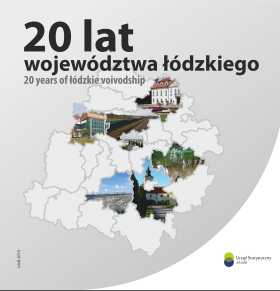 20 years of łódzkie voivodship