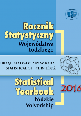 Statistical Yearbook of Lodzkie Voivodship 2016