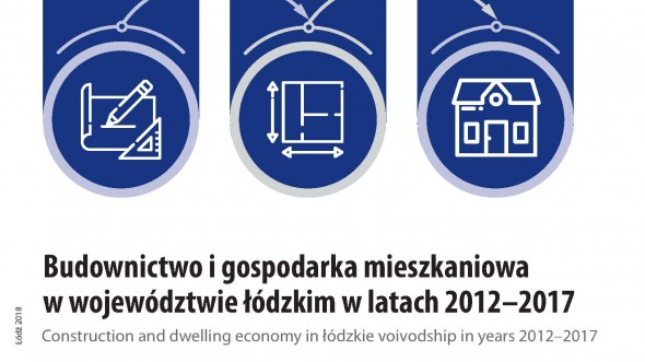 Construction and dwelling economy in łódzkie voivodship in years 2012–2017