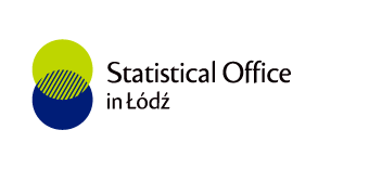 Logo Statistical Office in Lodz